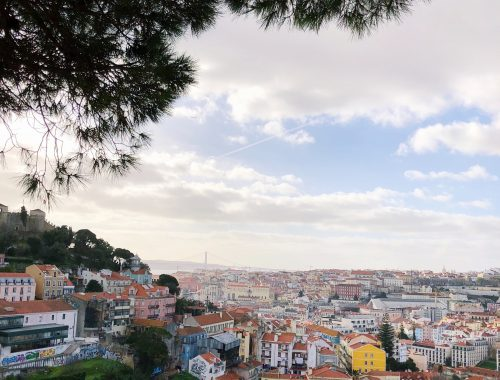 Lisbon & Porto Travel Guide.