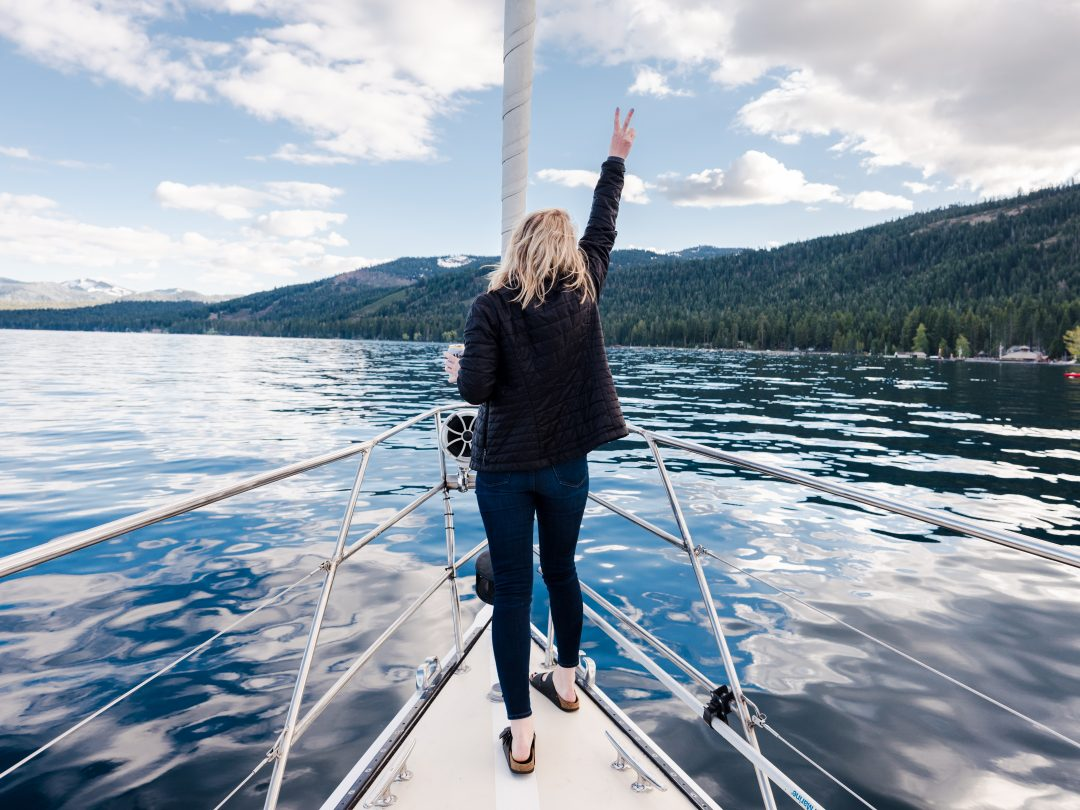 A Weekend in Lake Tahoe with Camp BC at Basecamp Hotel.